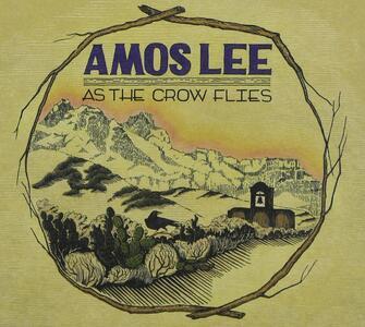 As the Crow Flies - Vinile 10'' di Amos Lee