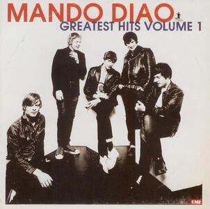Vol. 1-Greatest Hits - CD Audio di Mando Diao