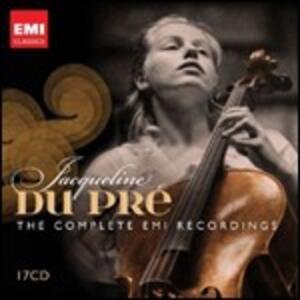 The Complete EMI Recordings - CD Audio di Jacqueline du Pré