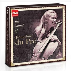 The Sound of Jacqueline du Pré - CD Audio di Jacqueline du Pré