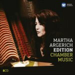 Musica da camera - CD Audio di Martha Argerich