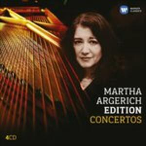 Concerti - CD Audio di Martha Argerich