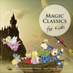 Magic Classics for Kids - CD Audio
