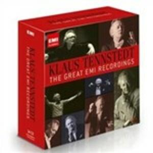 The Great EMI Recording - CD Audio di Klaus Tennstedt