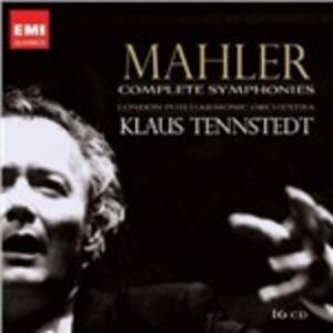 The Complete Mahler Recordings - CD Audio di Gustav Mahler,Klaus Tennstedt