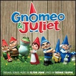 Cover CD Gnomeo & Giulietta