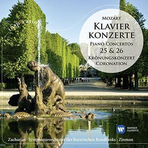 Concerti per pianoforte n.25, n.26 - CD Audio di Wolfgang Amadeus Mozart
