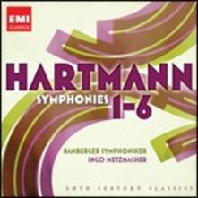 20th Century Classics. Hartmann - CD Audio di Karl Amadeus Hartmann