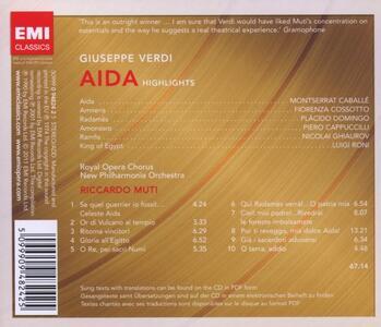 Aida - CD Audio di Giuseppe Verdi - 2