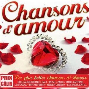 Chansons D'amour. Cali, Zaho, Pokora - CD Audio