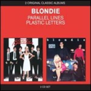 Parallel Lines - Plastic Letters - CD Audio di Blondie