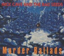 Murder Ballads (2011 Remaster) - CD Audio + DVD di Nick Cave,Bad Seeds