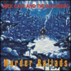 CD Murder Ballads Nick Cave Bad Seeds