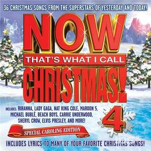 Now Christmas 4 - CD Audio