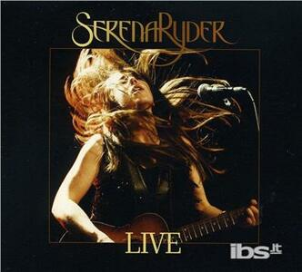 Live - CD Audio di Serena Ryder