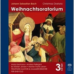 Oratorio di Natale (Weihnachts-Oratorium) - CD Audio di Johann Sebastian Bach,Philippe Herreweghe,Collegium Vocale Gent