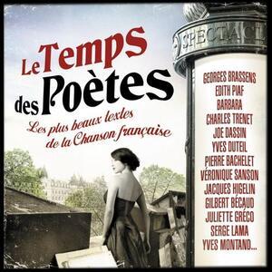 Le Temps des Poetes - CD Audio
