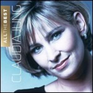 All the Best - CD Audio di Claudia Jung