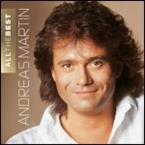All the Best - CD Audio di Andreas Martin