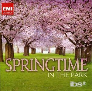 Springtime in the Park - CD Audio