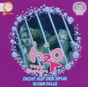Plotzlich Meerjungfrau 13 - CD Audio di H2O