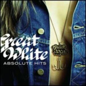 Absolute Hits - CD Audio di Great White