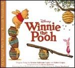 Cover CD Colonna sonora Winnie the Pooh - Nuove avventure nel bosco dei 100 acri