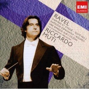 Rapsodie espagnole; Une barque sur l'ocean - CD Audio di Maurice Ravel,Riccardo Muti