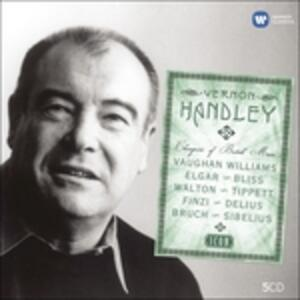 Champion of British Music - CD Audio di Vernon Handley