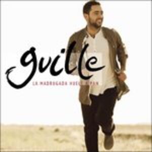 La Madrugada Huele a Pan - CD Audio di Guille