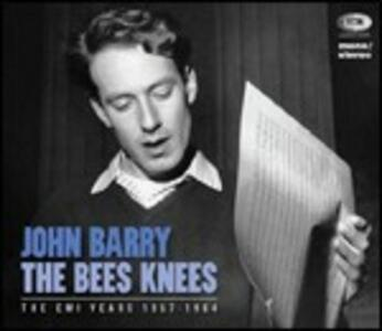 The Bees Knees. The Emi Years 1957-1964 (Colonna Sonora) - CD Audio di John Barry