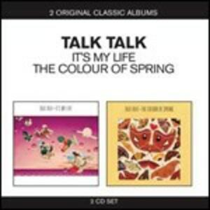 It's My Life - The Colour of Spring - CD Audio di Talk Talk