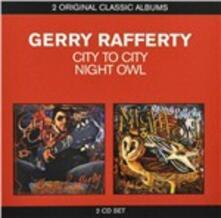 Gerry Rafferty - City to City - CD Audio di Gerry Rafferty