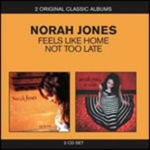 Not too Late - Feels Like Home - CD Audio di Norah Jones