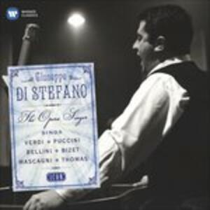 Icon - CD Audio di Giuseppe Di Stefano