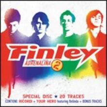 Adrenalina 2 - CD Audio di Finley