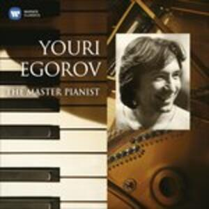 The Master Pianist - CD Audio di Youri Egorov