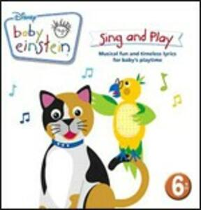 Sing and Play - CD Audio