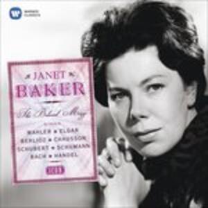 Icon. Janet Baker - CD Audio di Dame Janet Baker