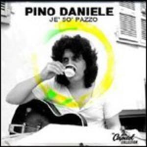 Je so' pazzo - CD Audio di Pino Daniele