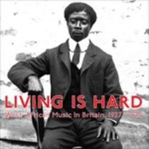 Living Is Hard - CD Audio
