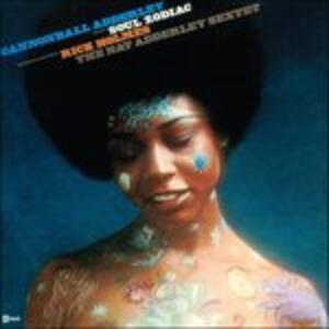 Soul Zodiac - CD Audio di Julian Cannonball Adderley