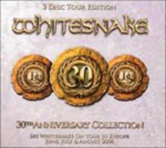 30th Anniversary - CD Audio di Whitesnake