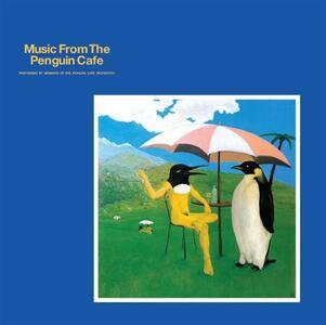 Music from Penguin Café - CD Audio di Penguin Café Orchestra