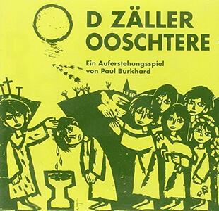 D Zaller Ooschtere - CD Audio di Paul Burkhard