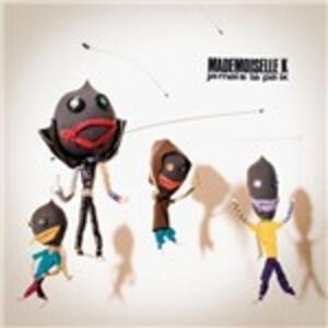 Jamais la paix - CD Audio di Mademoiselle K