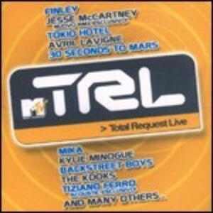 MTV Trl - CD Audio
