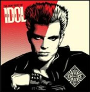 The Very Best of. Idolize Yourself - CD Audio di Billy Idol