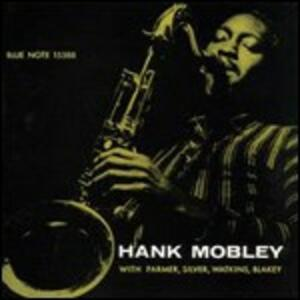 Hank Mobley Quintet - CD Audio di Hank Mobley