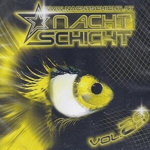 Nachtschicht vol.29 - CD Audio